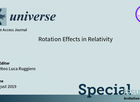 New Project: Rotation Effects in Relativity